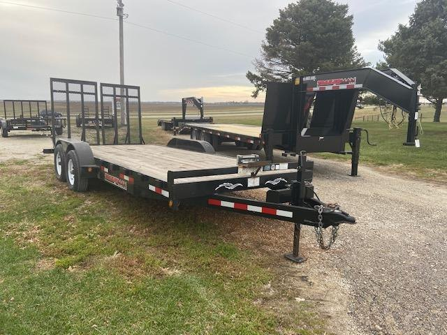 2015 Trailerman Trailers Inc. Heavy Duty Car Hauler Equipment Trailer