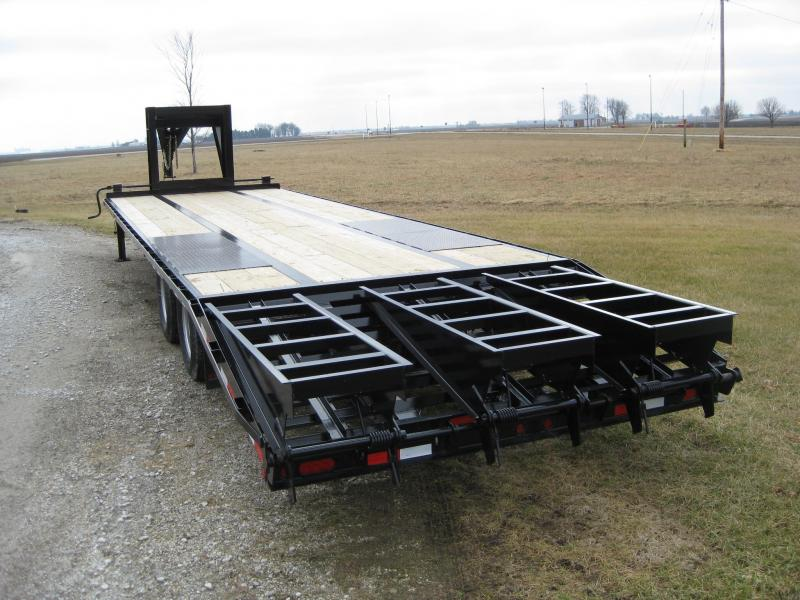 2020 Trailerman Trailers Inc. Hired Hand 8.5 X (25+5) Equipment Trailer