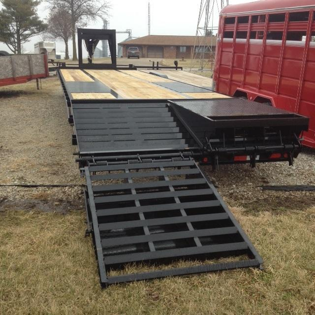 2021 Trailerman Trailers Inc. Hired Hand 12K Equipment Trailer