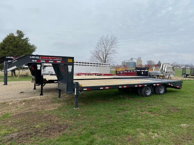 2020 Trailerman Trailers Inc. Hired Hand Equipment Trailer