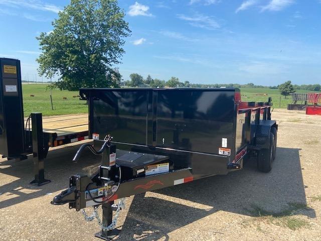 2021 Trailerman Trailers Inc. Dump Equipment Trailer