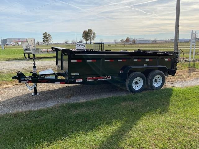 2021 Trailerman Trailers Inc. Dump Equipment Trailer