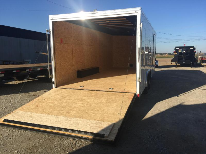 2020 Pace American JT8.5X20TE2 Enclosed Cargo Trailer For Sale