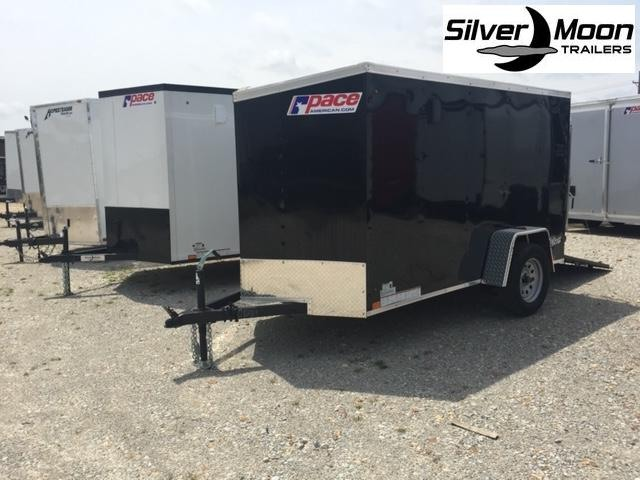 2021 Pace American JV5X8 Enclosed Cargo Trailer