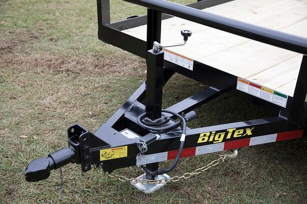 2021 Big Tex Trailers 10PI-20 Utility Trailer