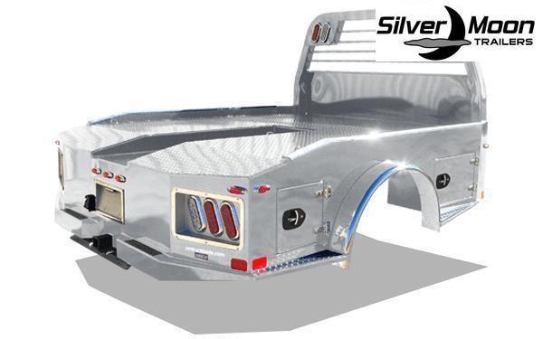 2020 CM AL ER Aluminum Truck Bed