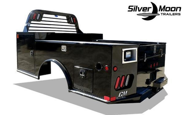 2020 CM TM Steel Truck Bed