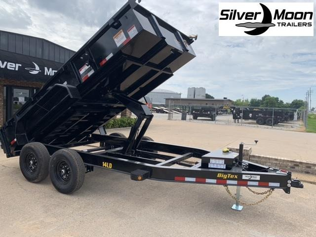 2021 Big Tex Trailers 14LD-14 Dump Trailer