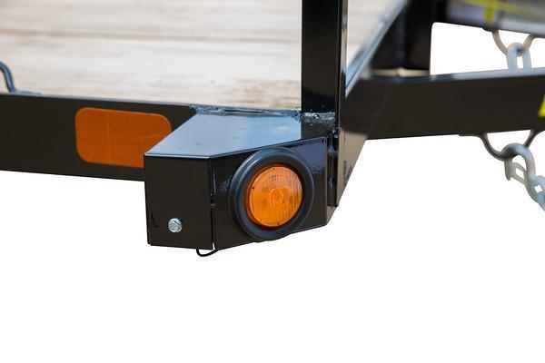 2021 Big Tex Trailers 30SA 5x8 Utility Trailer