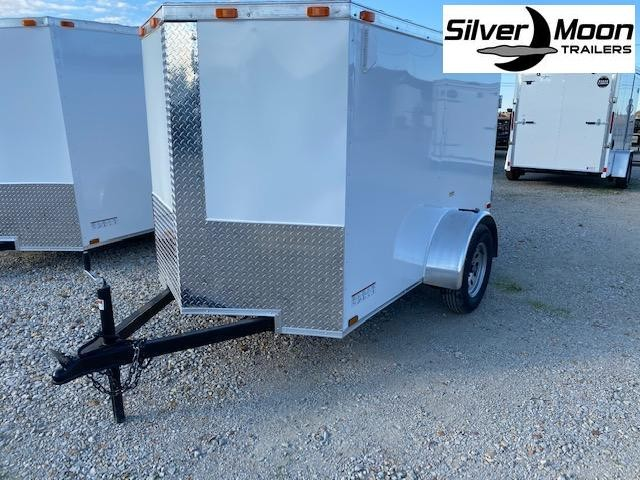 2021 Cynergy Cargo 5x8 Enclosed Cargo Trailer