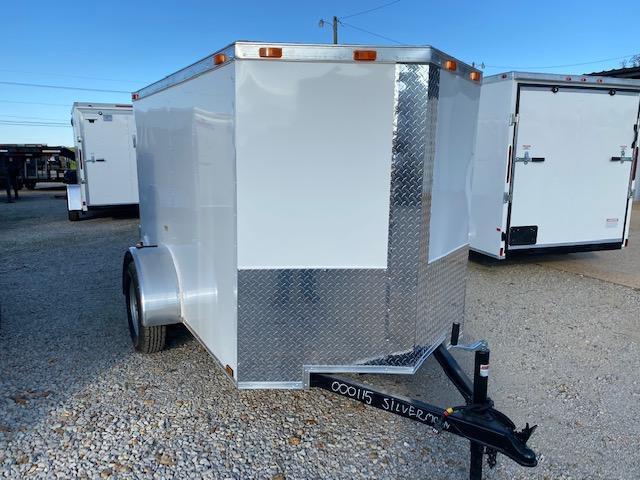 2021 Cynergy Cargo 5x8 Enclosed Cargo Trailer