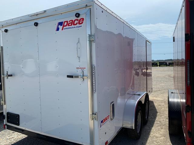 2021 Pace American JV7X16TE2 Enclosed Cargo Trailer