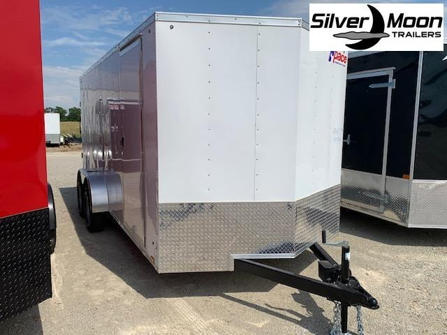 2021 Pace American JV7X16TE2 Enclosed Cargo Trailer