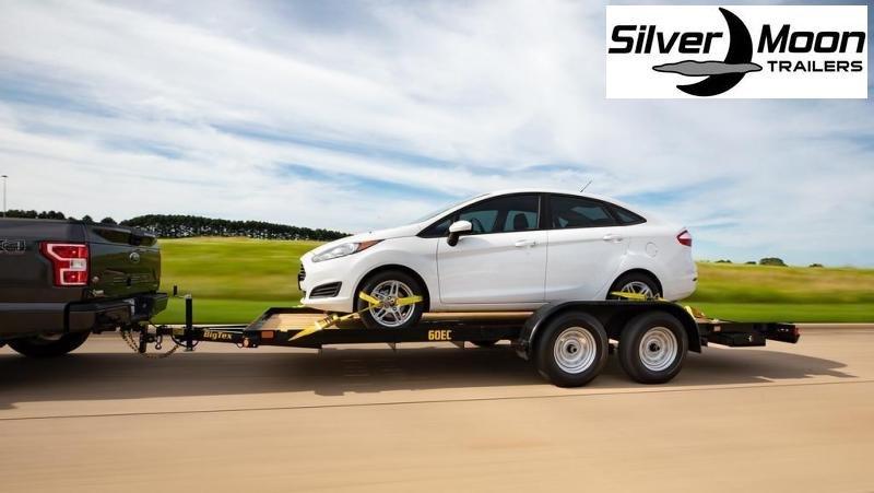 2021 Big Tex Trailers 60EC-18 Car / Racing Trailer For Sale