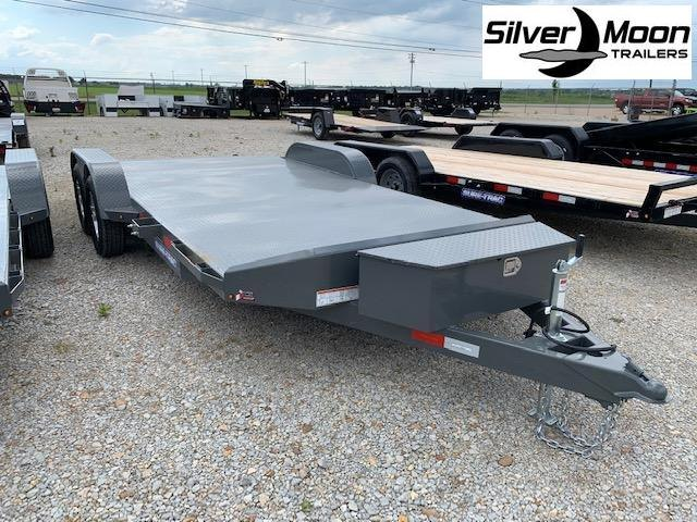 "2020 Sure-Trac 83"" x 18' 7K Steel Deck Car Hauler"