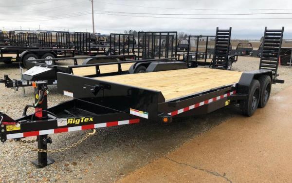 2020 Big Tex Trailers 17+3 17.5K Super Duty Equipment Trailer