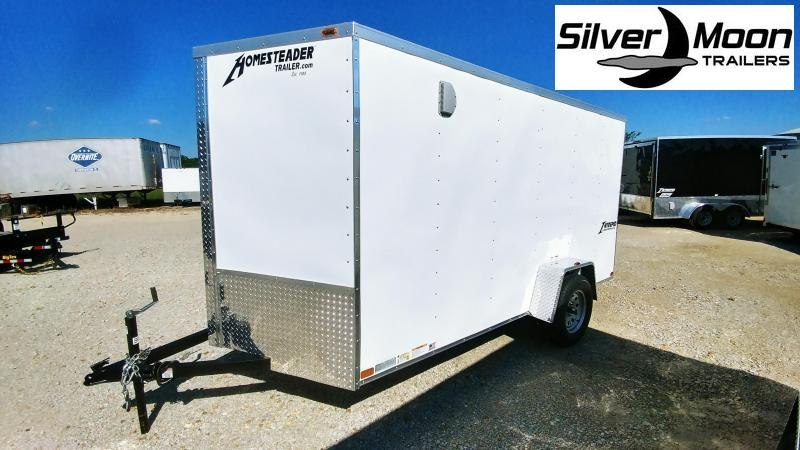2021 Homesteader 6 x 12 SA Enclosed Cargo Trailer For Sale
