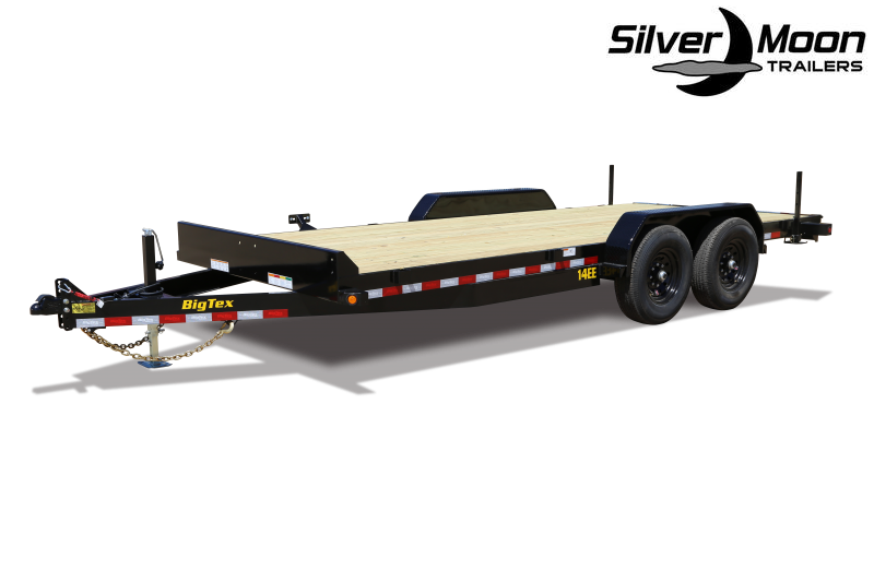 2021 Big Tex Trailers 14EE-20 Equipment Trailer