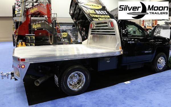 2020 CM AL RD Aluminum Truck Bed