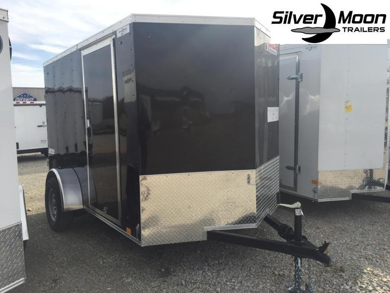 2021 Pace American 6x10 Enclosed Cargo Trailer For Sale