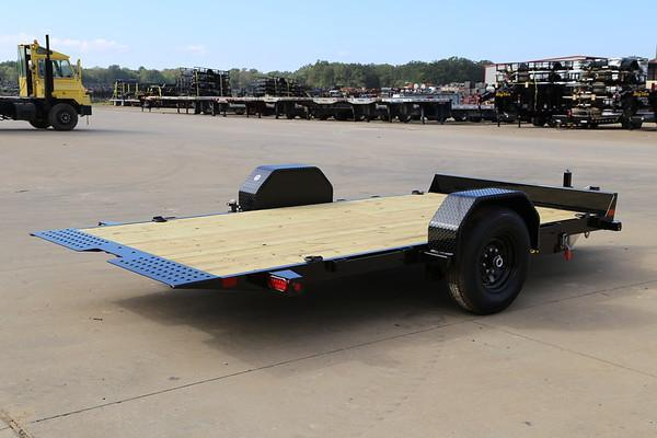 2021 Big Tex Trailers 70ST-16 Equipment Trailer For Sale