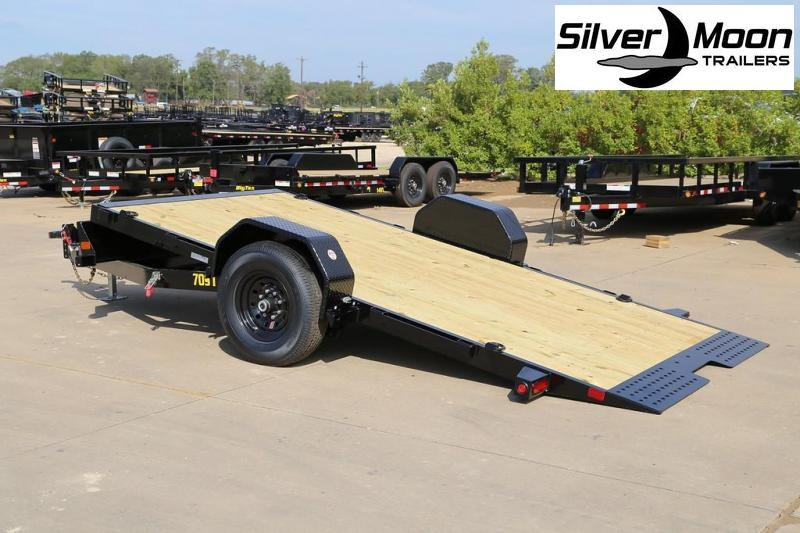 2022 Big Tex Trailers 70ST-16 Equipment Trailer For Sale
