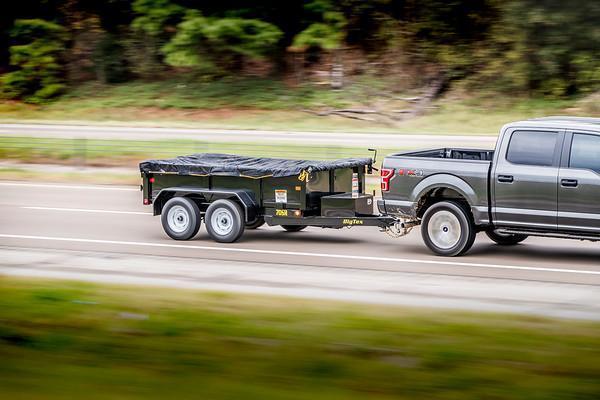 2022 Big Tex Trailers 70SR 5 x 10 7K Dump Trailer