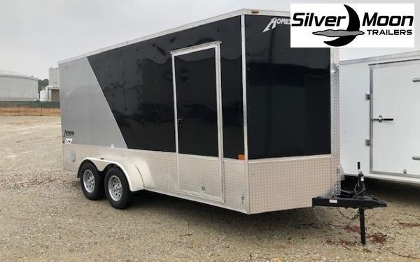 2020 Homesteader Intrepid OHV 7 x 16 TA Enclosed Custom Cargo Trailer
