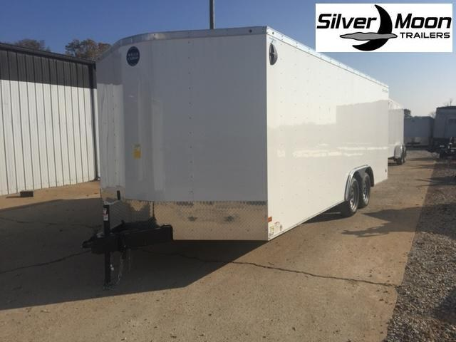 2020 Wells Cargo FT85202 Enclosed Cargo Trailer For Sale