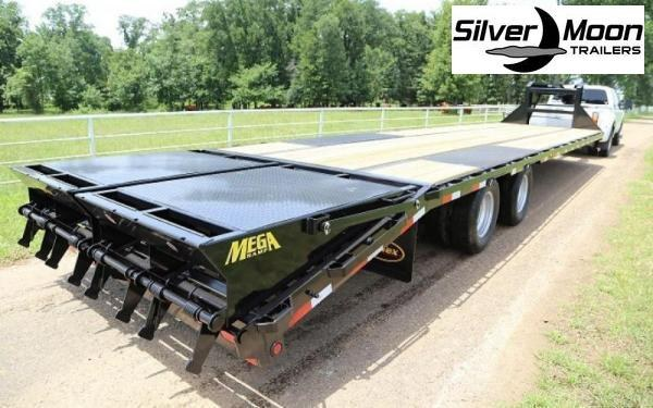 2020 Big Tex Trailers 22GN-28+5MR Equipment Trailer 23.9K