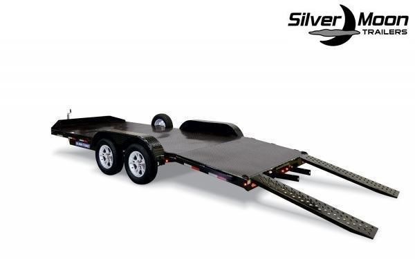 "2021 Sure-Trac 83""x20 Steel Floor Car Hauler"