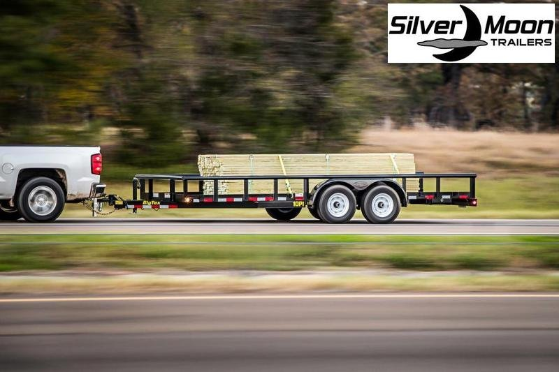 2021 Big Tex Trailers 10PI-20 Utility Trailer