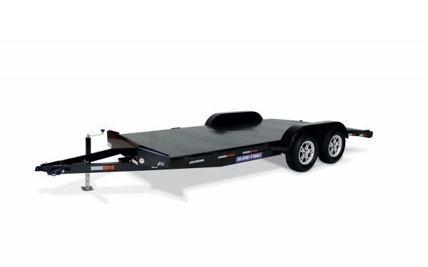 2021 Sure-Trac 83x20 10k Steel Floor Car Hauler
