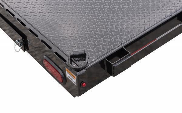 2021 Sure-Trac 83x20 10k Steel Floor Car Hauler