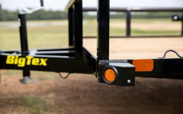 """2022 Big Tex Trailers 60PI 77"""" x 12 Utility Trailer"""