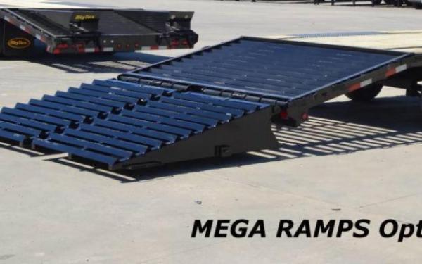 2021 Big Tex Trailers 14GN-25+5 14K Gooseneck Flatbed