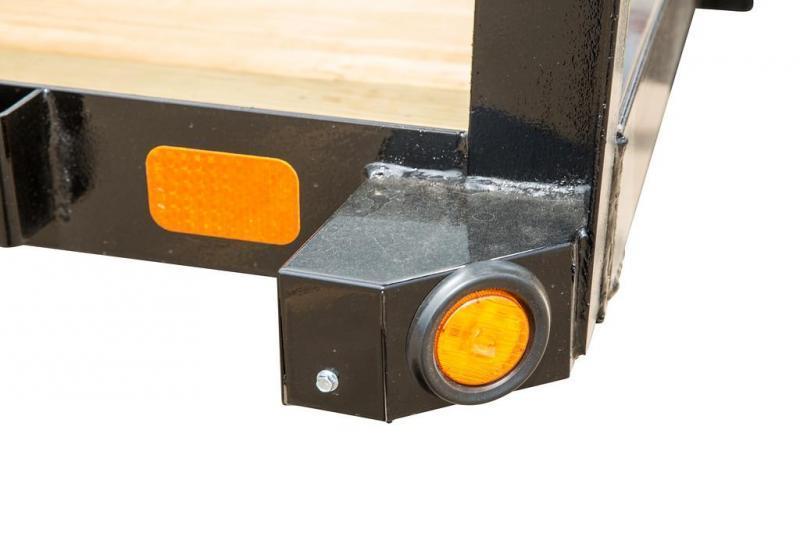 2020 Big Tex Trailers 70PI-16' Utility Trailer W/Gate