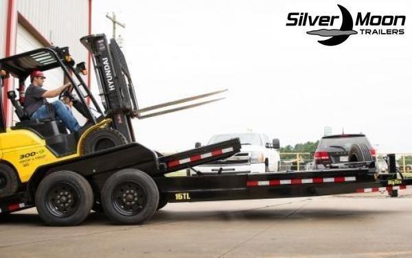2022 Big Tex Trailers 16TL 22' Super Duty Tilt Equipment Trailer 17.5K