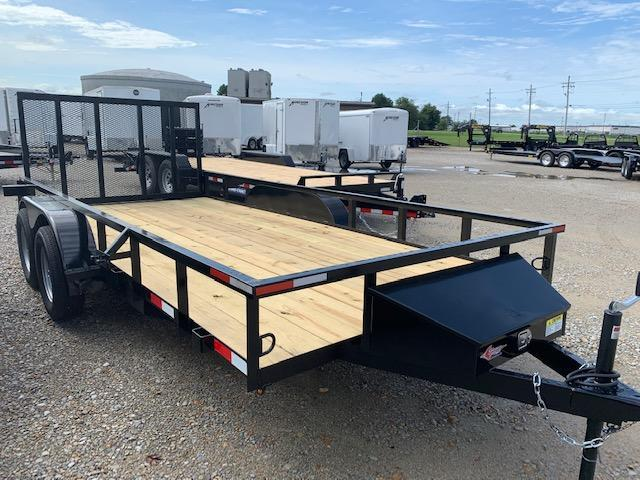 "2020 Stingray 82"" x 16' 7K Utility Trailer"