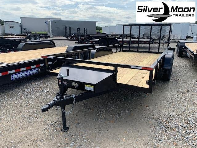 "2020 Wicked 82"" x 16' 7K Utility Trailer"