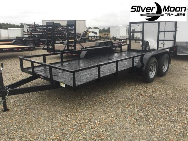 2020 Wicked UT7616TA-E Utility Trailer For Sale