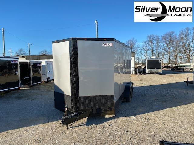 2021 Cynergy  7x16 Advanced Enclosed Cargo Trailer