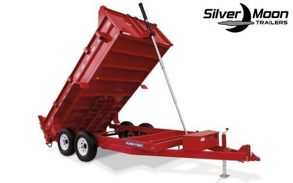 2021 Sure-Trac 82x14 Telescopic Dump 14k