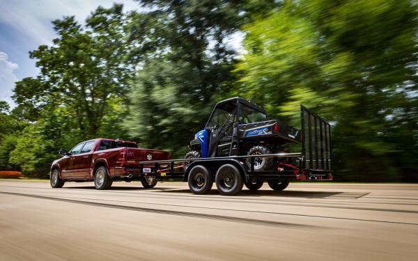 """2022 Big Tex Trailers 60PI 77"""" x 14' Utility Trailer"""