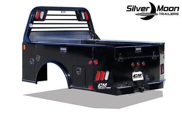 2020 CM TMX Steel Truck Bed
