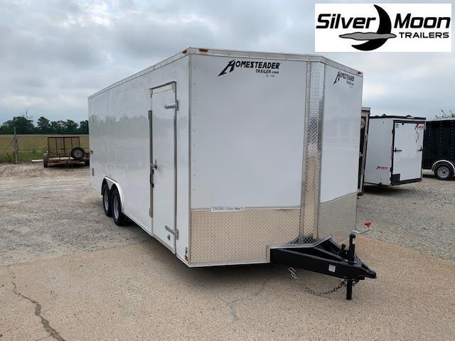 2021 Homesteader 8.5 x 20 Enclosed Cargo Trailer
