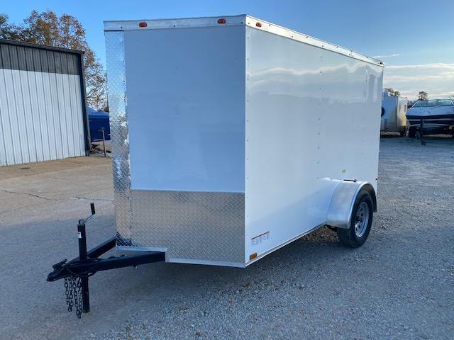 2021 Cynergy Cargo 6x10 Wide Basic Enclosed Cargo Trailer