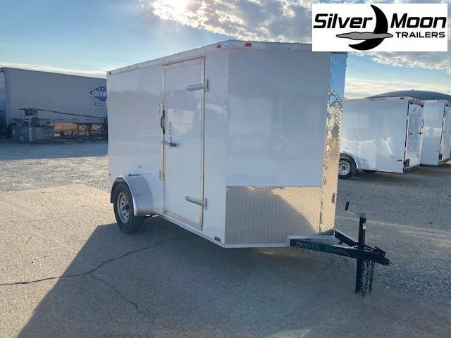 2021 Cynergy Cargo 6x10 Wide Basic Enclosed Cargo Trailer