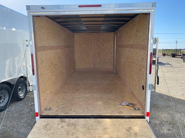 2021 Wells Cargo 7x16 Fast Trac Enclosed Cargo Trailer