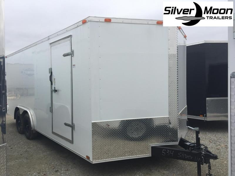 2021 Cynergy Cargo 8.5X20TA3 Enclosed Cargo Trailer